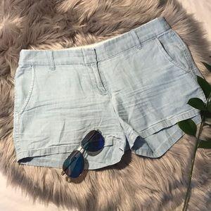 J. Crew women's shorts 5️⃣